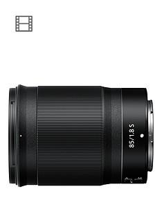 nikon-nikkor-z-85mm-f18-s