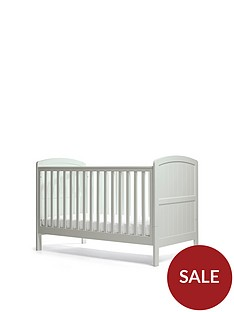 mamas-papas-dover-cot-bed-dresser-and-wardrobe