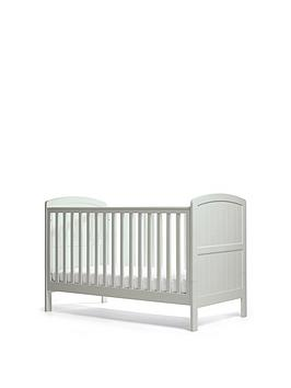 Mamas & Papas Mamas & Papas Dover Cot Bed, Dresser And Wardrobe Picture
