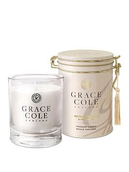 Grace Cole Grace Cole Nectarine Blossom And Grapefruit 200G Candle Picture