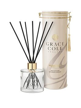 Grace Cole Grace Cole Nectarine Blossom And Grapefruit 200 Ml Reed Diffuser Picture