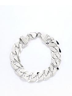 the-love-silver-collection-mens-sterling-silver-9-inch-2-oz-curb-chain-bracelet