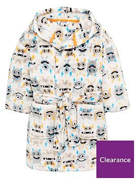 mini-v-by-very-boys-monster-printed-robe-multi