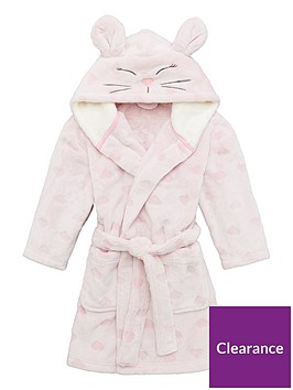 mini-v-by-very-girls-bunny-rabbit-robe-pink
