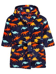 mini-v-by-very-boys-dino-printed-robe-navy