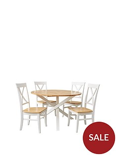 bristol-dining-table-4-chairs-set
