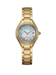 citizen-ladies-eco-drive-gold-stainless-steel-crystal-bezel-mop-dial-watch