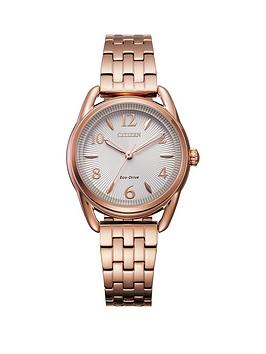 citizen-ladies-eco-drive-rose-gold-bracelet-watch