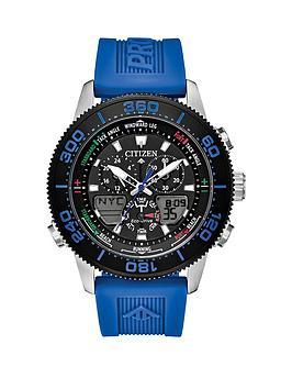 citizen-citizen-eco-drive-promaster-marine-blue-silicone-strap-watch