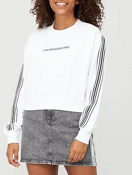 calvin-klein-jeans-stripe-tape-cropped-crew-neck-bright-white
