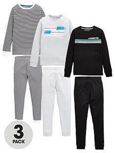 v-by-very-boys-3-pack-connected-pjnbspset-multi
