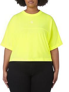 calvin-klein-jeans-plusnbsppuff-print-back-logo-tee-yellow