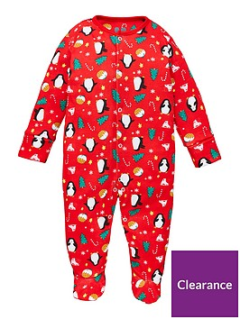 v-by-very-baby-christmas-pyjama-all-in-one-multi