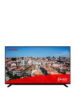 Toshiba Toshiba 65U2963Db, 65 Inch, 4K Ultra Hd, Hdr, Freeview Play, Smart  ... Picture