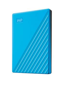 Western Digital Western Digital My Passport 2Tb Blue Picture