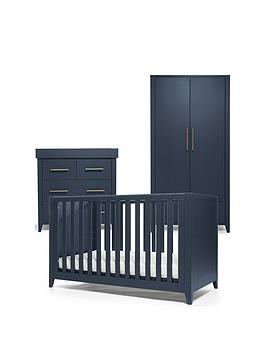 Mamas & Papas Mamas & Papas Melfi Cot Bed, Dresser Changer And Wardrobe -  ... Picture