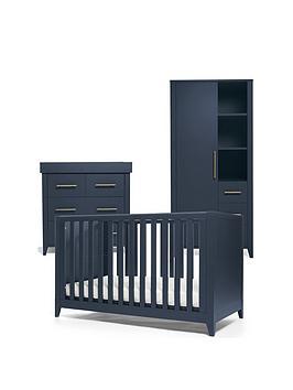 Mamas & Papas Mamas & Papas Melfi Cot Bed, Dresser Changer And Storage  ... Picture