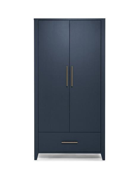 mamas-papas-melfi-wardrobe-midnight-blue