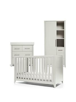 Mamas & Papas Mamas & Papas Melfi Cot Bed, Dresser Changer And Storage  ... Picture
