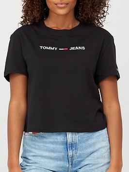 tommy-jeans-modern-linear-logo-tee-black