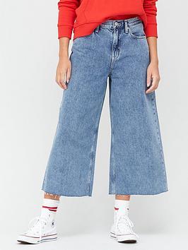 tommy-jeans-meg-wide-leg-ankle-jeans-blue