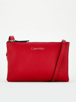 calvin-klein-everyday-duo-crossbody-red