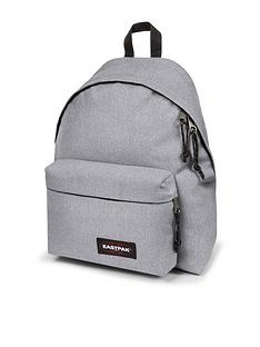 eastpak-padded-pakr-backpack-grey