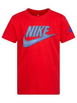 nike-younger-boy-faux-jersey-mesh-futura-short-sleeve-t-shirt-red
