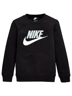 nike-younger-boys-sportswear-club-hbr-crew-black