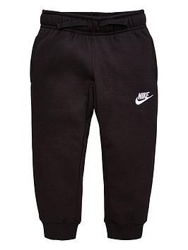 nike-youngernbspboys-club-fleece-rib-cuff-jogger-black