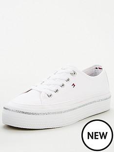 tommy-hilfiger-glitter-detail-flatform-trainers-white