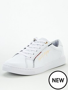 tommy-hilfiger-signature-sneaker-white