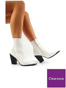 public-desire-pheonix-ankle-boot-white