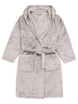 v-by-very-boys-striped-robe-grey