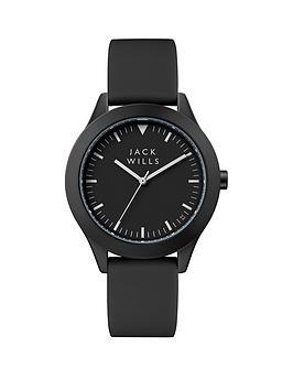 jack-wills-union-black-dial-black-strap-watch