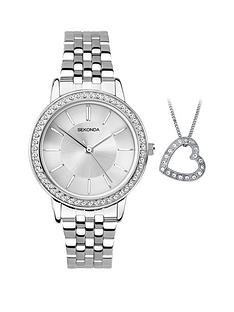 sekonda-sekonda-watch-and-pendant-necklace-gift-set