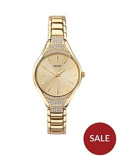 sekonda-seksy-crystal-gold-bracelet-watch