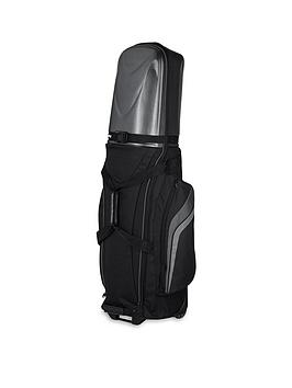 BagBoy  Bagboy Bagboy T-10 Hard Top Golf Travel Cover - Black/Graphite