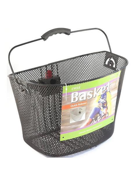 sport-direct-quick-release-basket-black