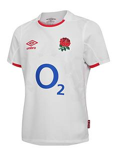 umbro-junior-england-2021-short-sleeved-shirt-white