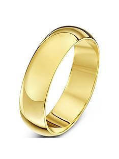 love-gold-9ct-white-gold-5mm-heavy-d-shape-band