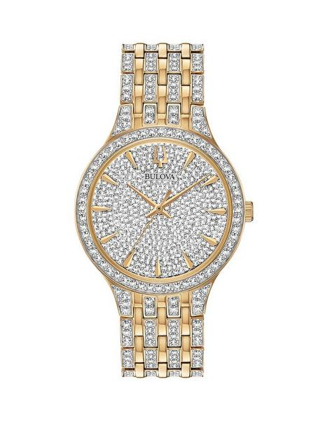 bulova-crystal-bicolour-stainless-steel-bracelet-with-crystal-dial-ladies-watch