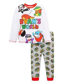 ryans-world-boys-ryans-world-long-sleeve-pj-set-multi