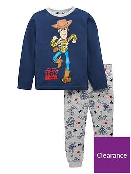 toy-story-boysnbspwoody-long-sleeve-pj-set-multi