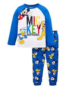 mickey-mouse-boys-raglan-pj-set-blue