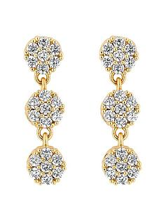 jon-richard-jon-richard-bridal-gold-plated-fine-pave-allway-tennis-3-drop-earrings