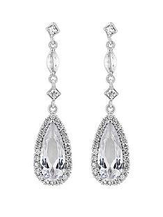 jon-richard-jon-richard-bridal-cubic-zirconia-classic-navette-pear-drop-earrings