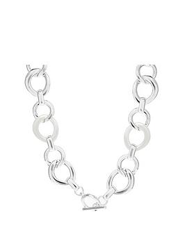mood-silver-plated-polished-chain-necklace