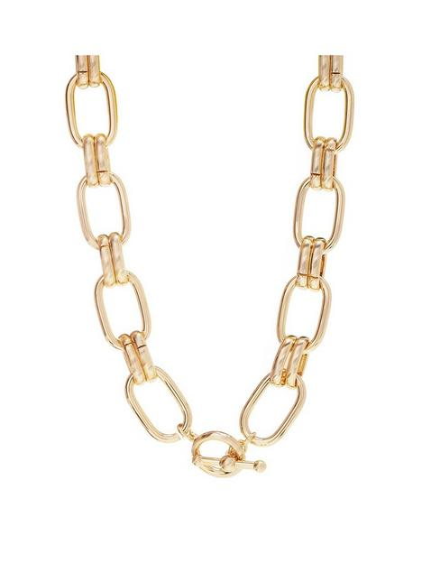 mood-gold-plated-chain-link-necklace