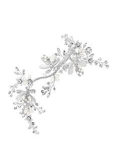 jon-richard-jon-richard-silver-painted-leaves-and-crystal-bead-dogclip